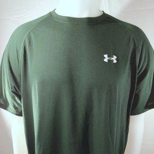 UA heat Gear loose Men's Short Sleeve Shirt